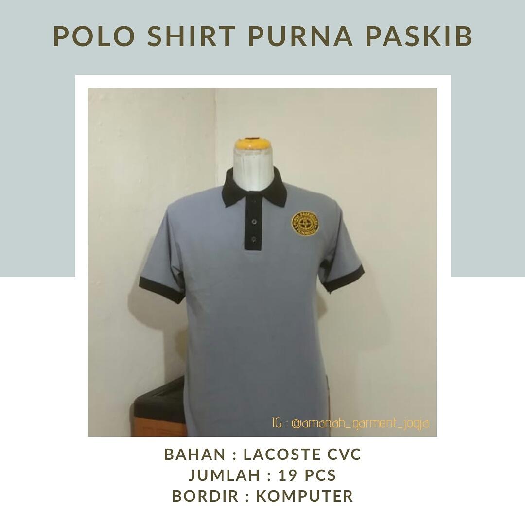 Konveksi Polo Shirt Jogja